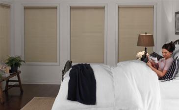 Blackout Bedroom Blinds shop custom blackout blinds & shades at lowe's custom blinds