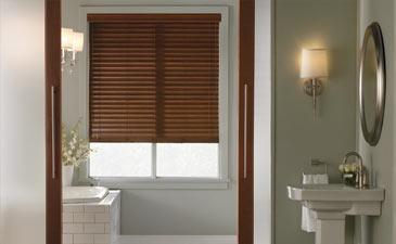 Shop Custom Bathroom Blinds Shades at Lowes Custom Blinds