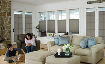 Shop Custom Living Room Blinds & Shades at Lowe\'s Custom Blinds ...